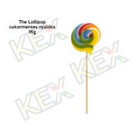 The Lollipop Manufactury cukormentes nyalóka 16g