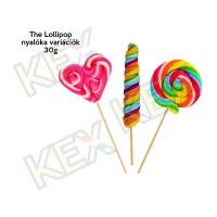 The Lollipop Manufactury nyalóka variációk kínálóban 30g