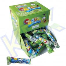 Crazy Gummy 4 szemes rágó mentol ízű 13g