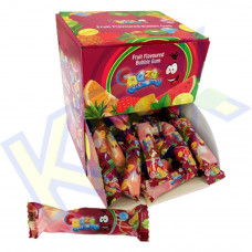 Crazy Gummy 4 szemes rágó vegyes gyümölcs ízű 13g