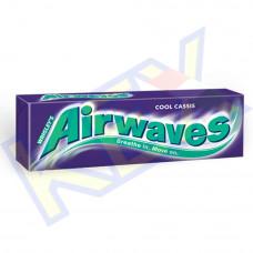 Airwaves Cool Cassis rágó feketeribizli ízű 14g