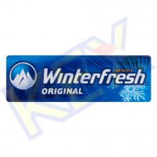 Winterfresh Original rágó menta és mentol ízű 14g