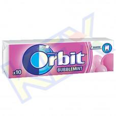 Orbit Bubblemint rágó tutti frutti ízű 14g