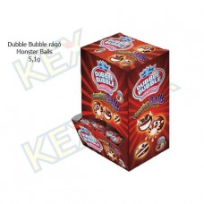 Dubble Bubble rágó Monster Balls 5,1g
