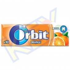 Orbit Orange rágó narancs ízű 14g