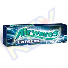 Airwaves Extreme rágó mentol ízű 14g