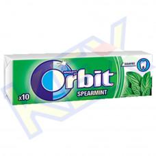 Orbit Spearmint rágó fodormenta ízű 14g