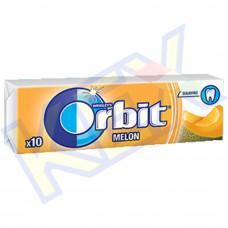 Orbit Melon rágó sárgadinnye ízű 14g