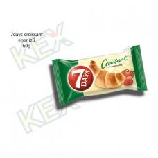 7days croissant eper ízű 60g
