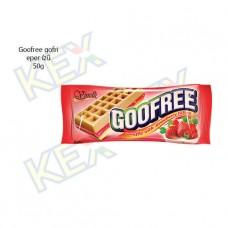 Goofree gofri eper ízű 50g