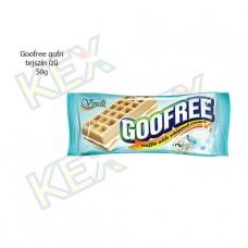Goofree gofri tejszín ízű 50g