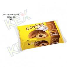 Gusparo croissant kakaó ízű krémmel 45g