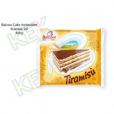 Balconi Cake tortaszelet tiramisu ízű 400g