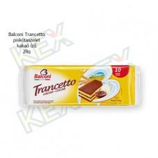 Balconi Trancetto piskótaszelet kakaó ízű 28g