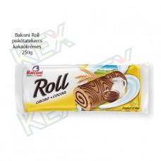 Balconi Roll piskótatekercs kakaókrémes 250g