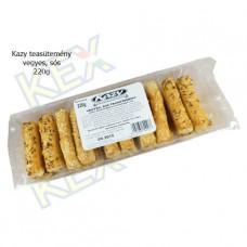 Kazy teasütemény vegyes, sós 220g