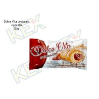 Dolce Vita croissant eper ízű 50g