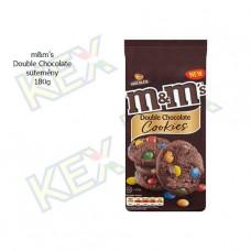 m&m's Double Chocolate sütemény 180g