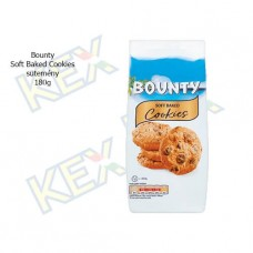 Bounty Soft Baked Cookies sütemény 180g