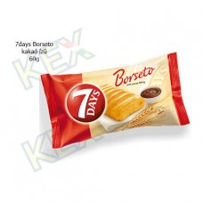 7days Borseto kakaó ízű 60g