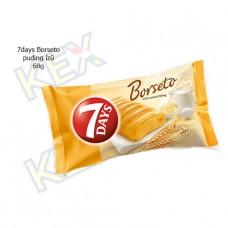7days Borseto puding-tejkrém ízű 60g