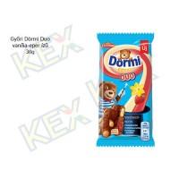 Győri Dörmi Duo vanília-eper ízű 30g