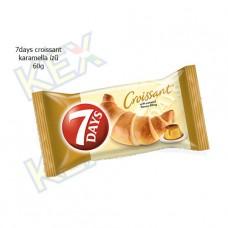 7days croissant karamella ízű 60g