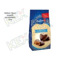 Bahlsen Akora puszedli tejcsokoládé 150g