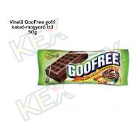 Vinelli GooFree gofri kakaó-mogyoró ízű 50g