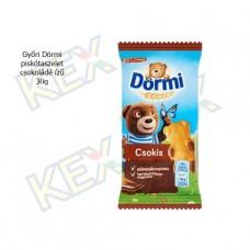 Győri Dörmi piskótaszelet csokoládé ízű 30g