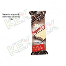 Moments ostyaszelet csokoládé-kakaó ízű 50g