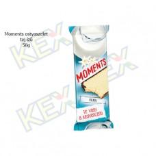 Moments ostyaszelet tej ízű 50g