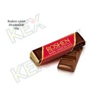 Roshen szelet étcsokoládé 43g