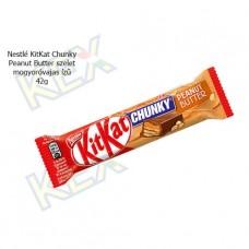 Nestlé KitKat Chunky szelet mogyoróvajas ízű 42g