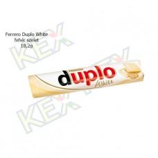 Ferrero Duplo White fehér szelet 18,2g