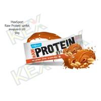 MaxSport Raw Protein szelet mogyoró ízű 50g