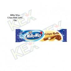 Milky Way Crispy Rolls szelet 25g