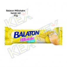 Nestlé Balaton Milkshake szelet banán ízű 32g