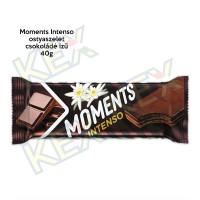 Moments Intenso ostyaszelet csokoládé ízű 40g