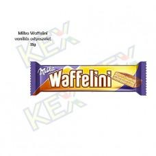 Milka Waffelini vaníliás ostyaszelet 31g