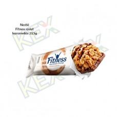 Nestlé Fitness szelet karamellás 23,5g
